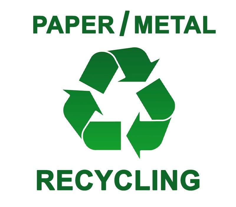 Kağıt - Metal Geri Dönüşüm
